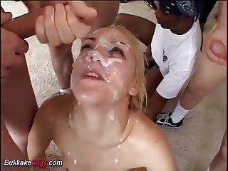 extreme bukkke orgy with annette schwarz