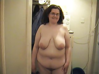 exhibitionist fat amateur cunt