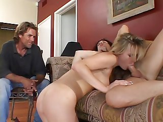 Hot & horny chick gets her pussy pounded