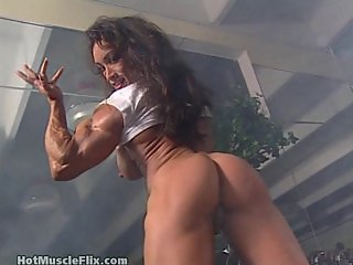 Denise Masino 04 - Female Bodybuilder