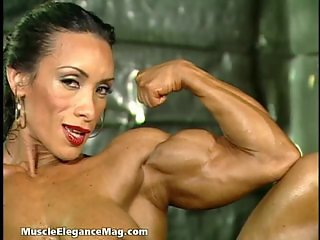 Denise Masino 40 - Female Bodybuilder