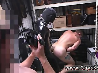 Guys playing with mouth gay sex toys photo