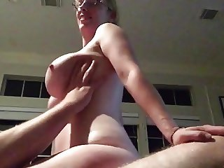Sexy Big Tits Riding Dick
