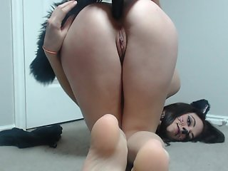 girl takes herself amateur 3