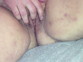 I finger wife to a powerful orgasm