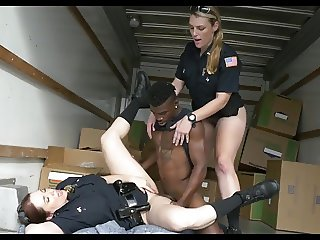 Horny Officers
