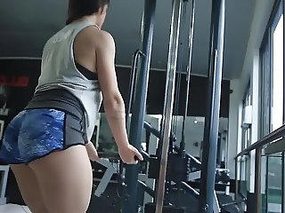 yes!!! fitness hot ASS hot CAMELTOE 58