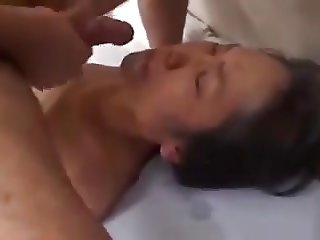 mature asian gets a good fuking 1