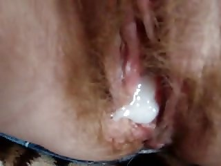 magnificent pussy being fucked and drippin cum