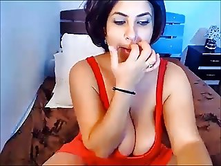 Compilation of Big Titty Cam Girls with Nice Cleavage
