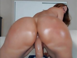 Sexy big ass dildo mature Pawg