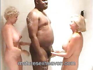 Granny Her Friend And A Mandingo