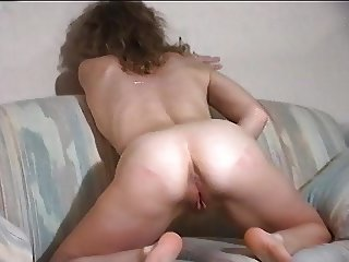 MILF showing and touching