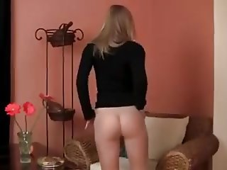 Look at my pantyhose to #6