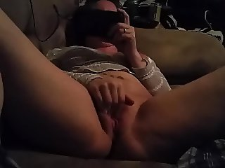 Amateur fingering squirting