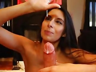 Wish This Was My Dick! Amateur Bj&Hj