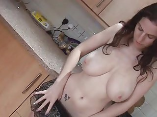 Big Natural Tits Solo