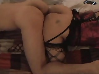 Latina Slutty Whore Wife (Cuckold) #9 - Crazy Position