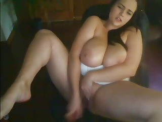 Girl Caught on Webcam - Part 48 Wet Pussy