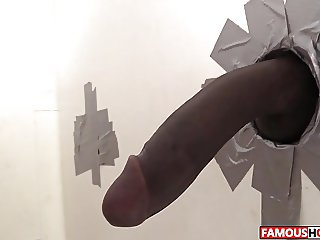 Big Black Cock Glory Hole With Sandra Luberc