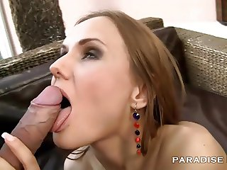 Russian Milf at her ANAL best