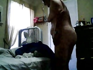 wife naked ass dressing