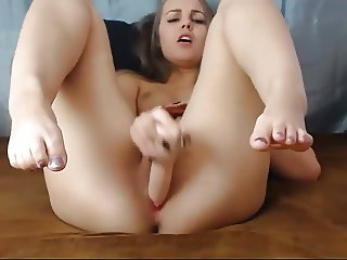 russian cam-slut cute feet ugly porn-nails