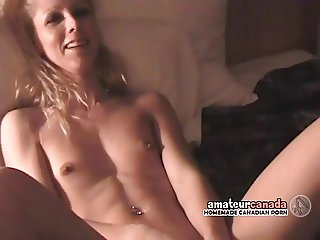 Skinny muscle wife with huge sex toy homemade porn