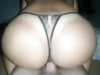 Reverse Cowgirl Bouncing