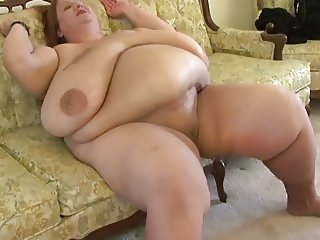 Black Guy Fucks SSBBW