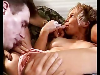 Gorgeous mature fucked in front of her husband with many men