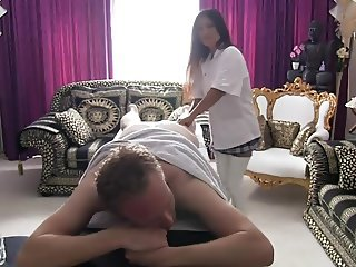 Massage from Thai Milf