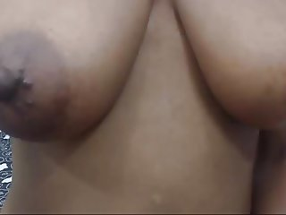 Nicollbrown2 with succulent oiled boobs and erect nipples