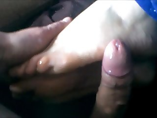 Footfuck after Party