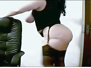 Alicia Romanian Huge ASS and TITS