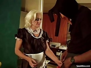 Granny Loves Anal and BBC