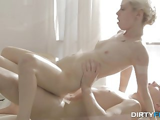 Dirty Flix - Weekend massage leads to sex
