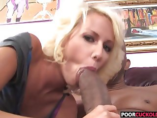HotWife Alexia Skye Gets Fucked By BBC