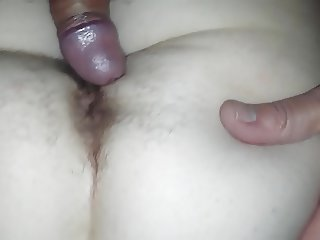 whore hairy ass