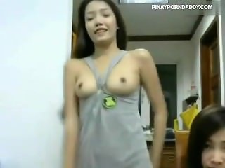 Pretty Pinay Teens Sexy Dance Part 2