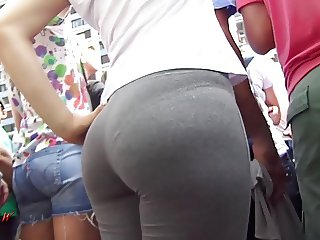 Candid Big Booty Bubble Butt Culona Pawg Nalgona Big Ass 20