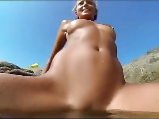 Katya Clover Pisses All Over