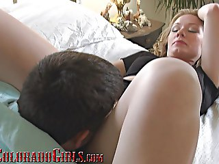 Foreplay With Gracelynn Moans