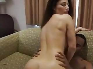 Brunette Wife Cuckold bbc