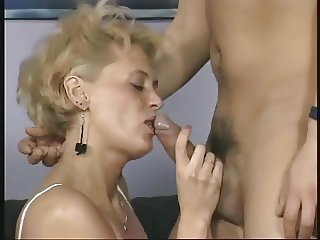Hot milf and her younger lover 590