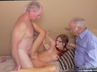 Old man fucking a girl  sex story