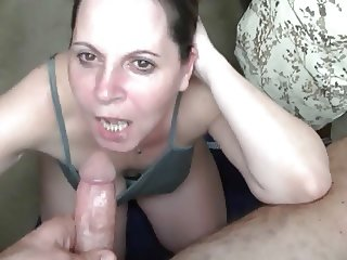 she loves her Daddy's piss