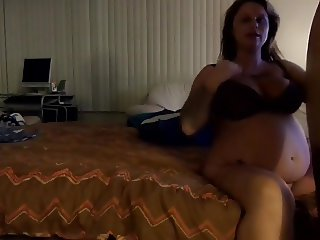 Hot Pregnant GF With Black Boyfriend