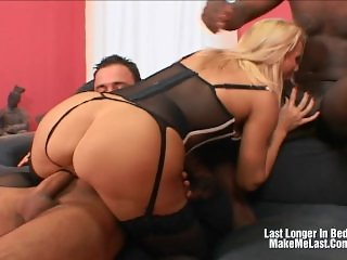 Winnie - Hot Blonde On Stocking Want To Sucke