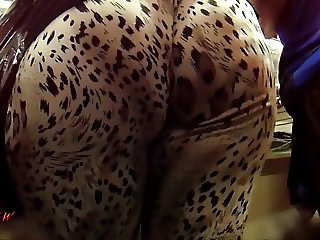 Candid Big Booty Bubble Butt Pacotuda Pawg Culona Big Ass 22